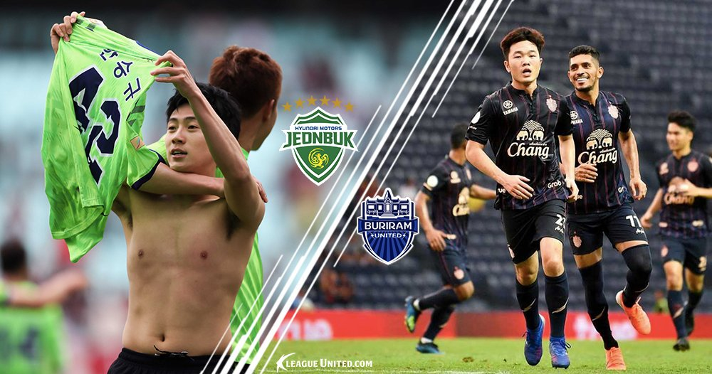 AFC Champions League Preview: Jeonbuk Hyundai Motors vs Buriram United
