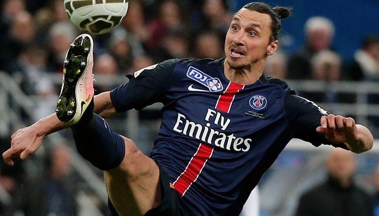 Zlatan Ibrahimovic estaría cerca de llegar al Manchester United
