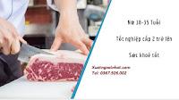 Tuyển XKLĐ Nhật Bản: Đơn hàng chế biến thịt 1 năm VIP lương cao, tuyển số lượng hạn chế 07/2019