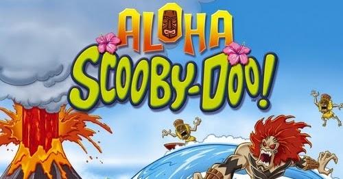 Aloha Scooby Doo Desene Animate Romana