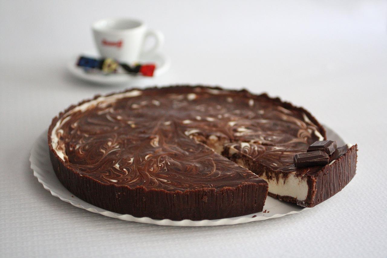 تحضير تارت الشيكولاتة بطريقة سهلة
