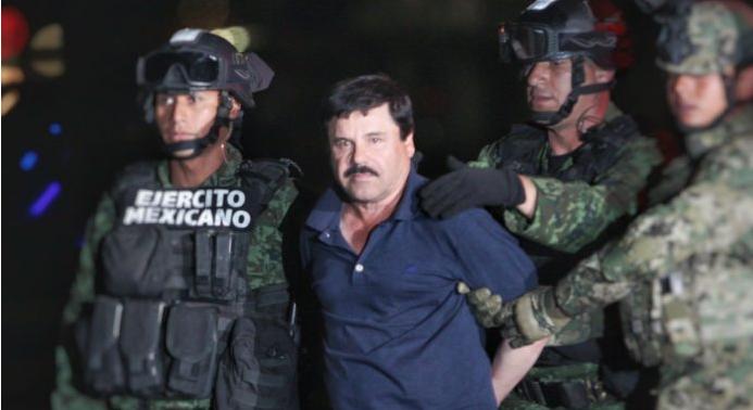 """""""EL CHAPO GUZMAN"""" ESTA PONIENDO A TEMBLAR A LOS FUNCIONARIOS"""