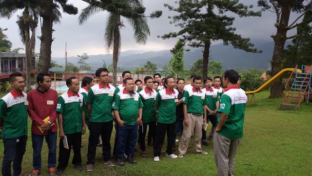 peserta training leadership serikat pekerja linfox