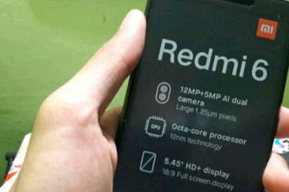 Empat Hari Bersama Xiaomi Redmi 6