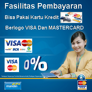 Via Credit Card 0%