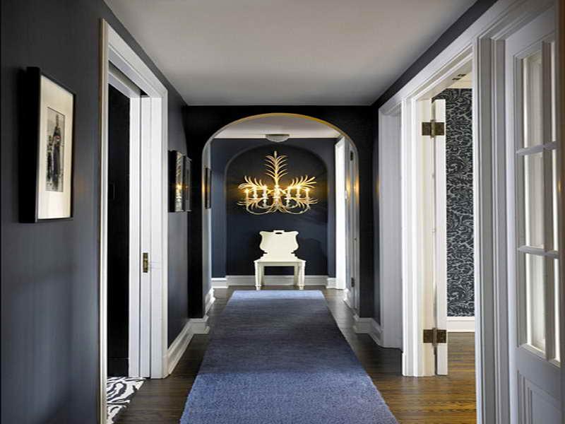 Beautiful design entry hallway paint colors shhozz - Small entryway paint colors ...