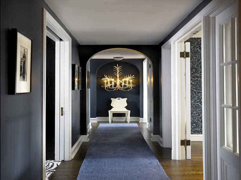 Beautiful Design Entry Hallway Paint Colors