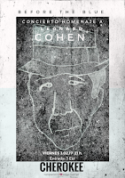 Concierto Homenaje a Lehonar Cohen de la mano de Before the blue