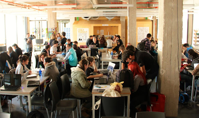Participantes HackforGood 2015