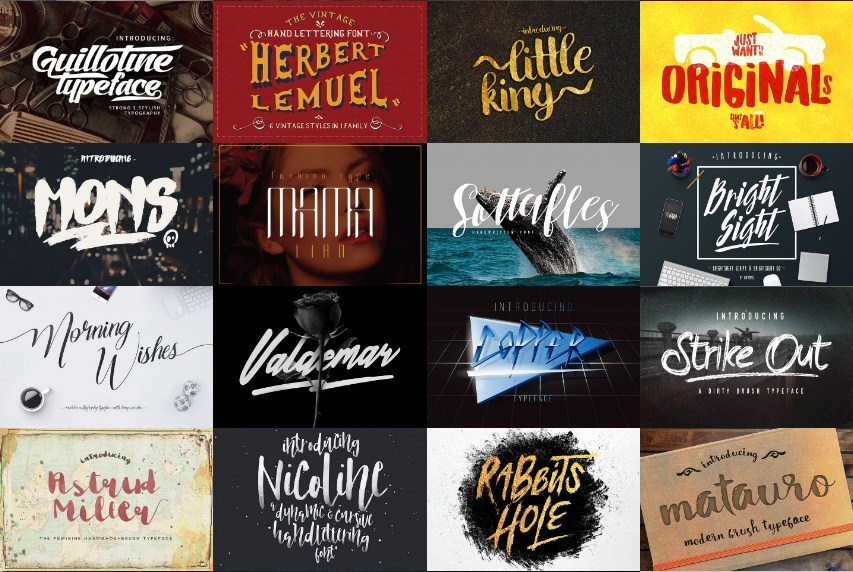 The Biggest Design Bundle With 2200 Design Elements - As Low As $32