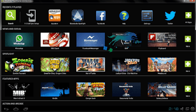 program bluestacks