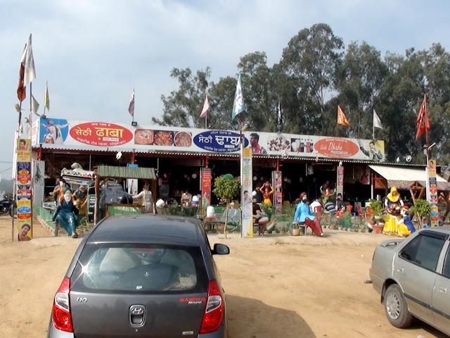 Sethi S Restaurant Vishnu Garden Delhi