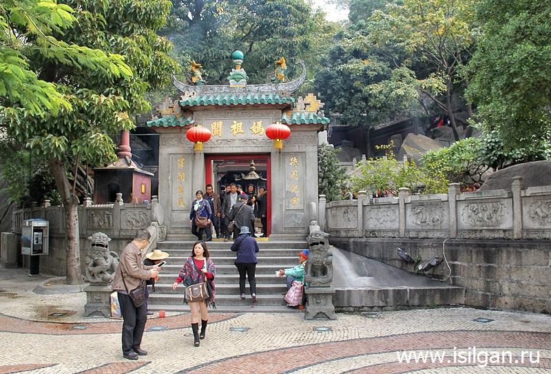 Hram-Temple-A-Ma-Gorod-Makao-Kitaj