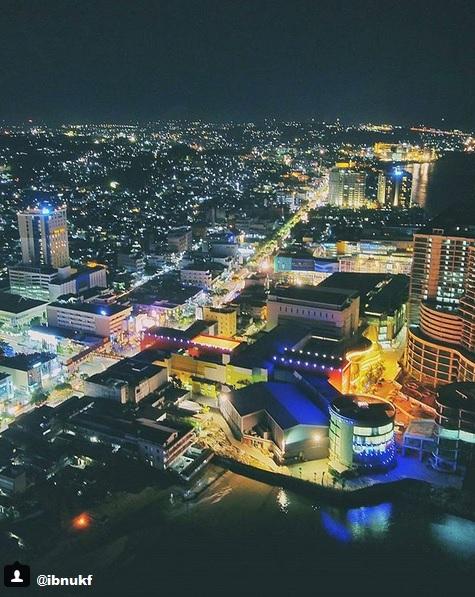Pesona Foto Udara Balikpapan Calon Ibukota Indonesia