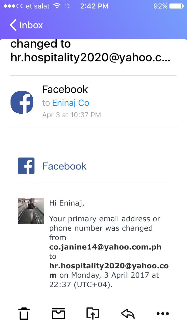 RANT: My Facebook has been hacked!!! - Jabbering JJ