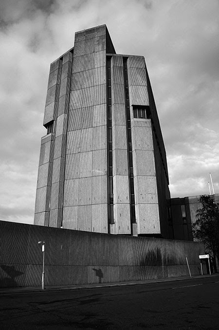 British Brutalism, urban photography, black and white, photo, architecture,