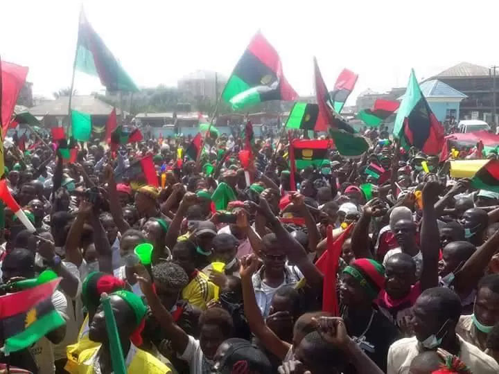 How Nigerian military killed 150 Biafrans in 12 months - Amnesty International