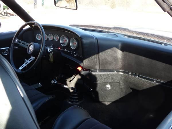 Modified 1974 Amc Javelin Auto Restorationice