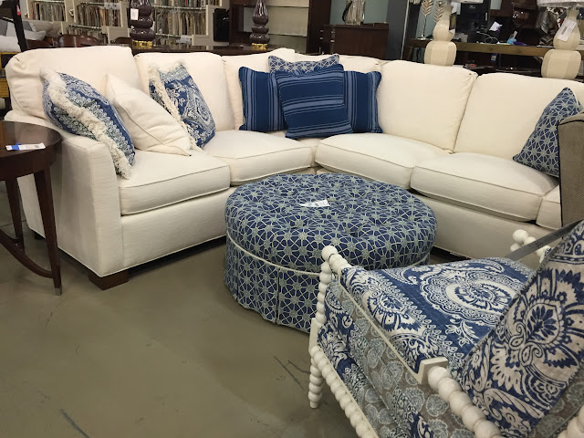 A Spring Visit to Green Front Furniture in Manassas