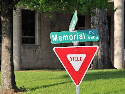 Memorial Drive at Shepherd