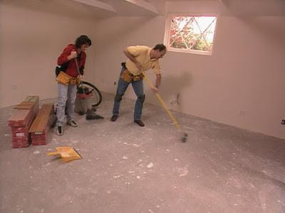 Lưu ý về lắp đặt, sửa chữa sàn gỗ trước và sau khi sử dụng