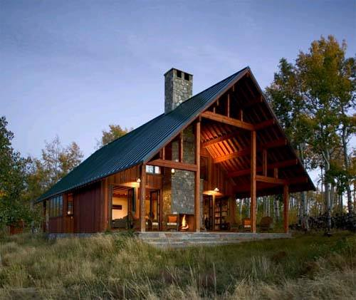 15 Best Wooden House Design Minimalist Classic and Simple