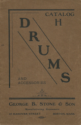 Stone Catalog H - ca. 1915