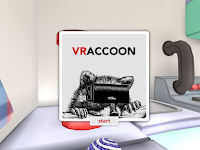 VRaccoon (Cardboard VR game) Apk [Latest]