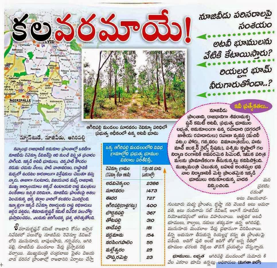 Eenadu Online Paper Vijayawada