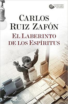 El Laberinto De Los Espíritus PDF