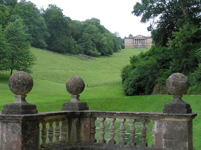 angielski park krajobrazowy