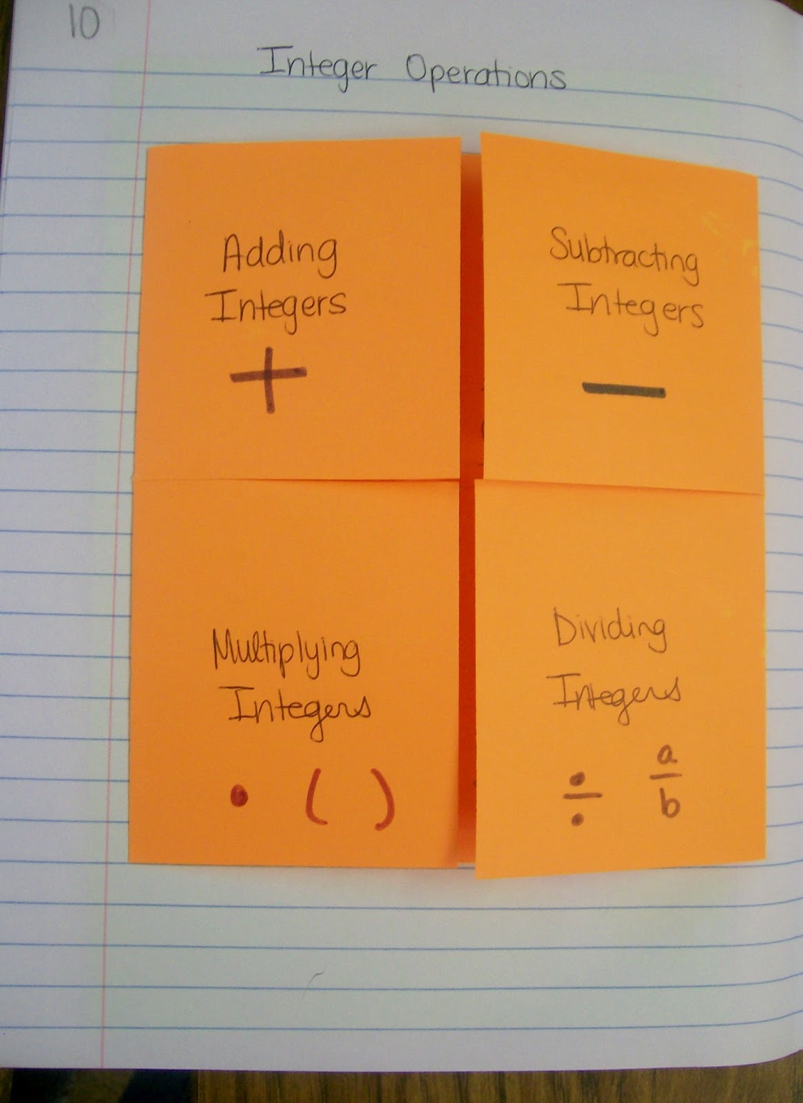 adding and subtracting negative integers worksheet
