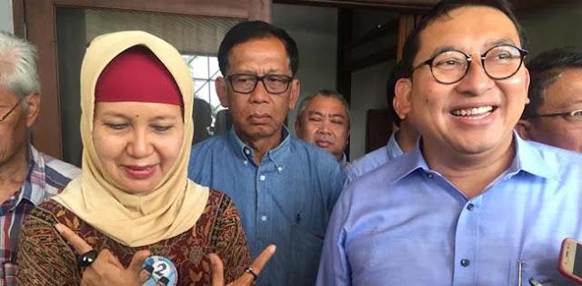 Fadli Zon: Aksi Bu Habibah Jadi Inspirasi Bagi Pendukung Prabowo-Sandi