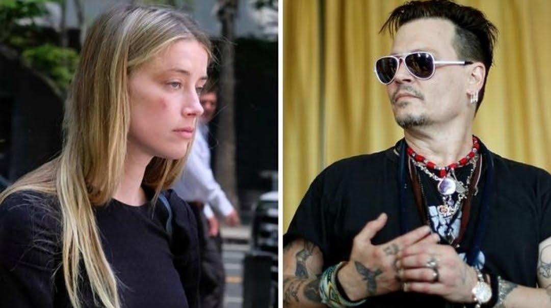 Johnny Depp ha citato Amber Heard per diffamazione.