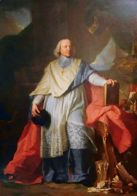 Mons. Jacques-Bénigne Bossuet (1627 – 1704) famoso pregador da Corte da França