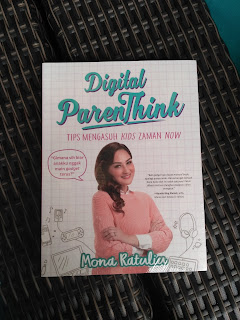 Lauching Buku Digital ParenThink by Mona Ratuliu
