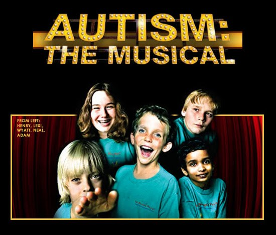 Autism The Musical autisti