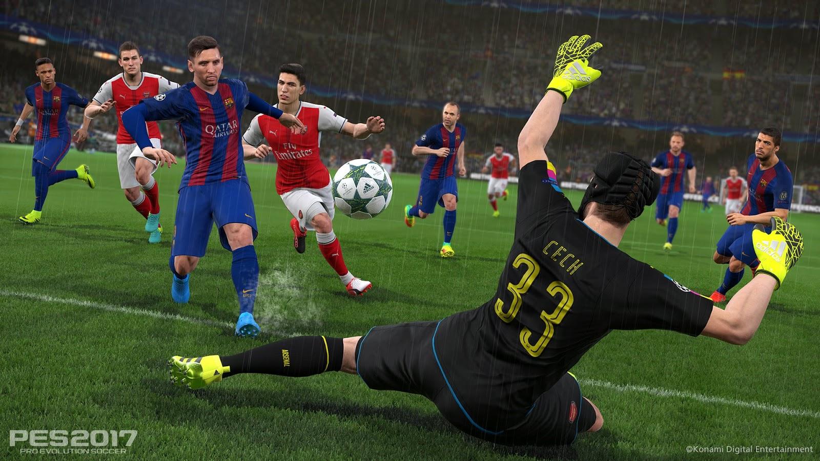 Download PES 2017 DEMO PS3 PKG+FIX - INSIDE GAME