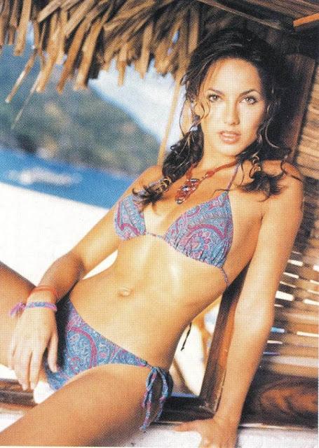 Barbara Mori Revista H Octubre 2001-3