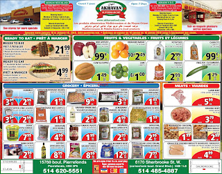 Rexall Flyer Canada january 12 - 18, 2018