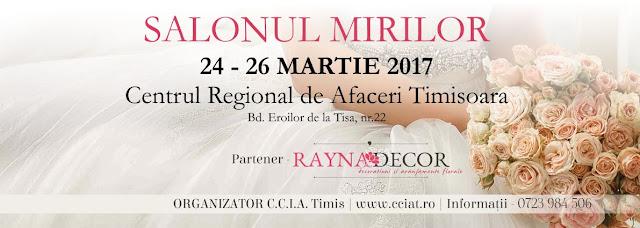 Salonul Mirilor la Timisoara (24-26 martie 2017)