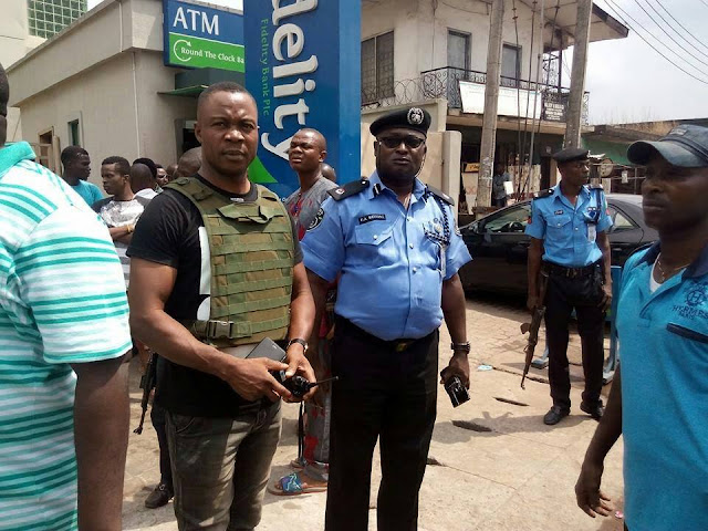 bank robbery attack owerri imo state