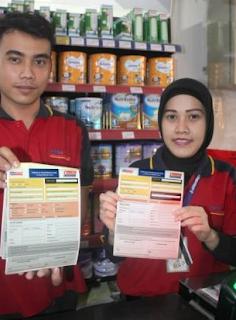 INILAH Cara Kirim Uang Lewat Alfamart True Money - TF Tanpa Rekening