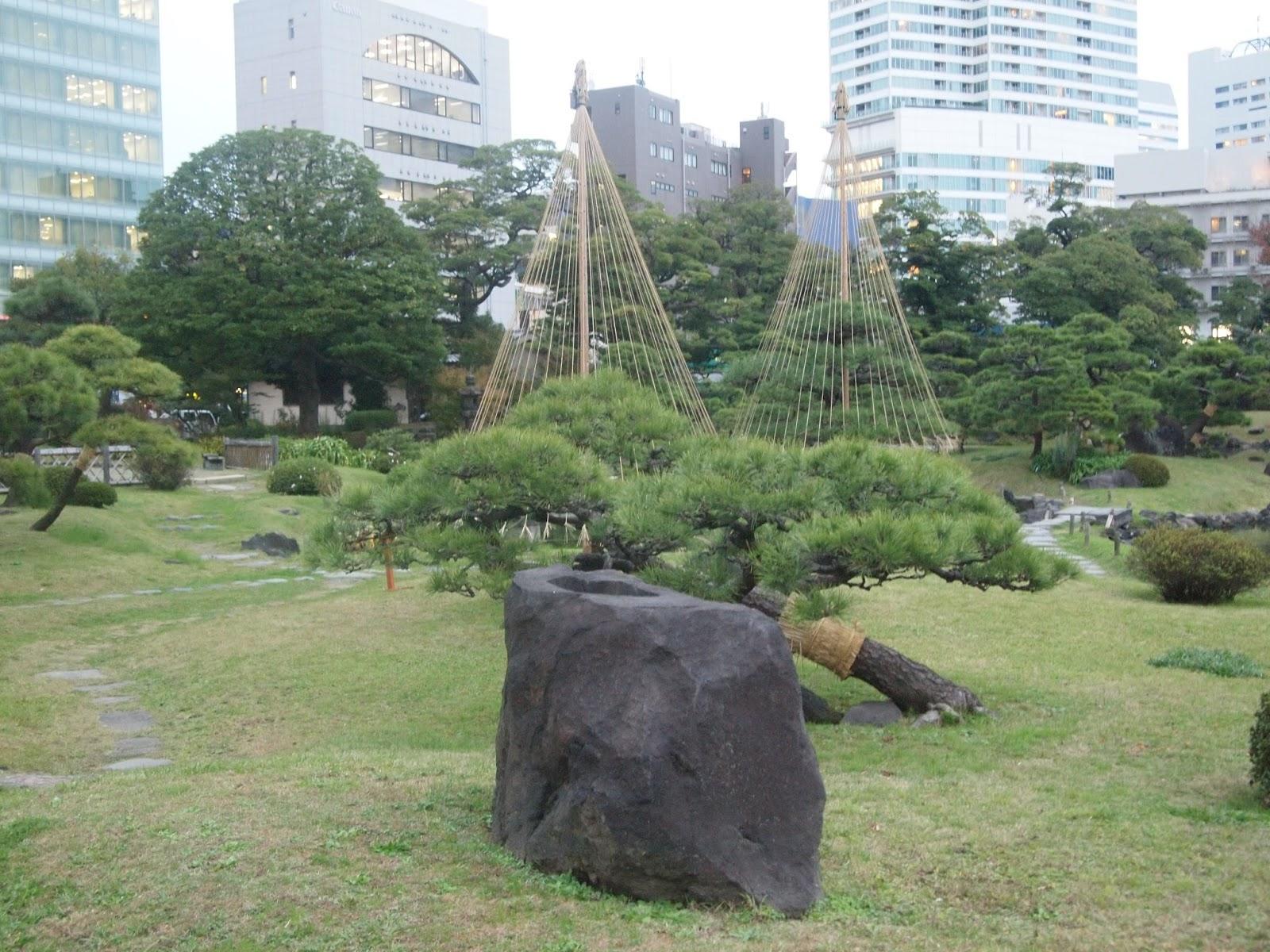travel in a garden winter is coming in japan yukitsuri and komo