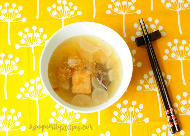Daikon Soup Recipe
