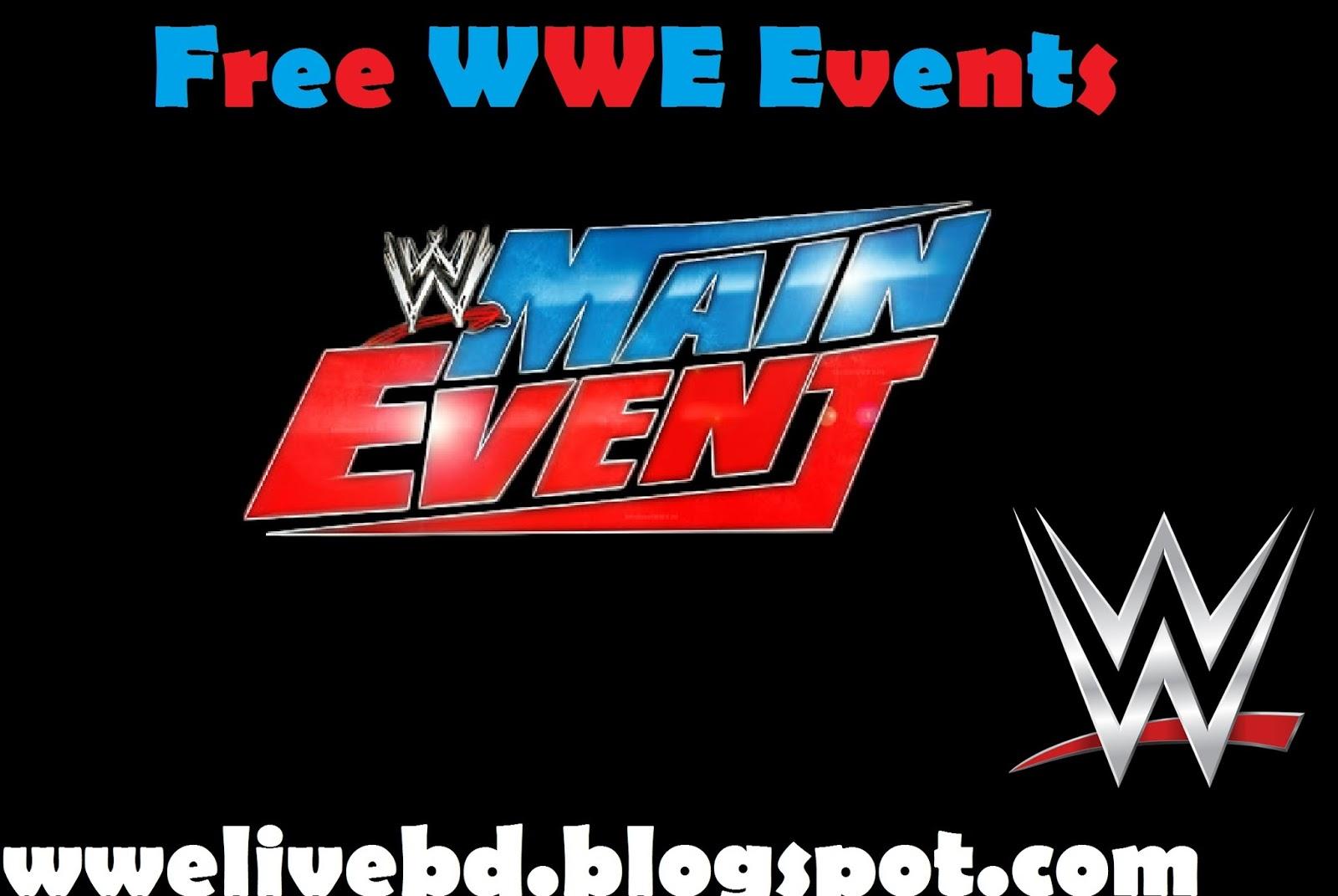Main Event Online