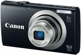 Spesifikasi Kamera Canon PowerShot A2300