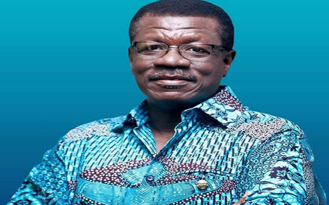NDC boys threaten Pastor Mensa Otabil - Rev. Martey