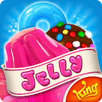 Candy Crush Jelly Saga (Infinite Boosters - All Unlock) MOD APK