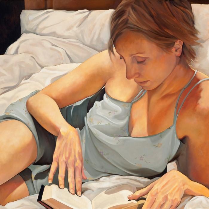 Современные американские художники. Daryl Zang 9